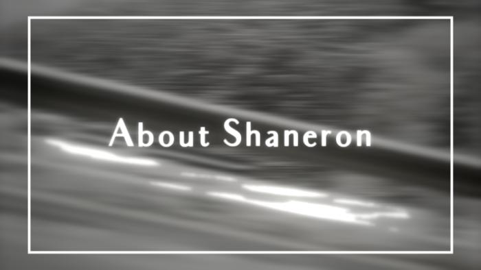 Shaneronの自己紹介