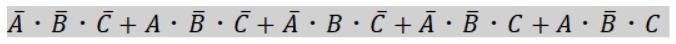 3変数カルノー図式