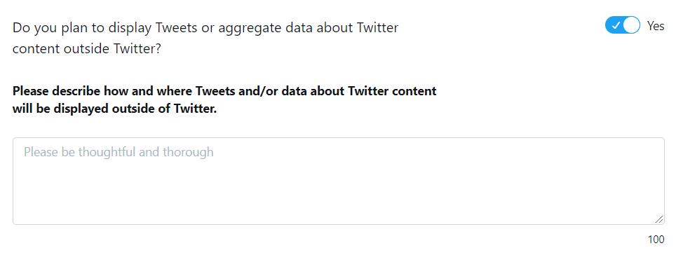 TwitterApiの質問3